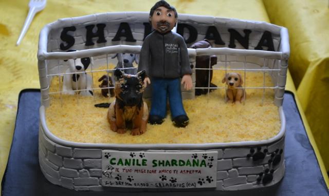 Salvatore MaglianiBuon compleanno Canile Shardana....